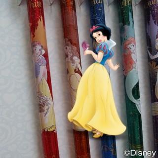ディズニー(Disney)の9/3発売★ディズニープリンセス★ボールペン★白雪姫(ペン/マーカー)
