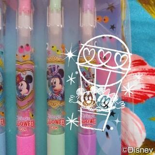 ディズニー(Disney)のディズニー ハロウィン★ボールペン★ミッキー(ペン/マーカー)