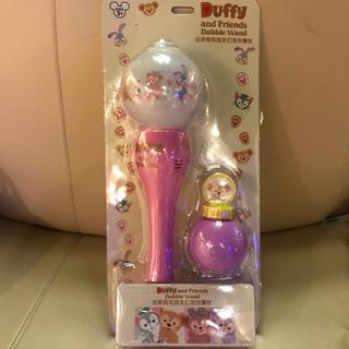ディズニー(Disney)の上海 ダッフィー  シェリーメイ   シャボン玉 おもちゃ(キャラクターグッズ)