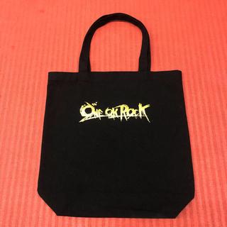ワンオクロック(ONE OK ROCK)のONE OK ROCKトートバック(トートバッグ)