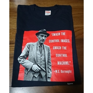 シュプリーム(Supreme)の🔫 16ss Supreme - Burroughs Tee Large(Tシャツ/カットソー(半袖/袖なし))