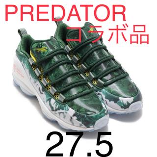 リーボック(Reebok)の【送料込27.5】Reebok DMX RUN 10 PREDATOR(スニーカー)