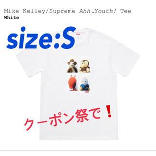 シュプリーム(Supreme)のSupreme Mike Kelley Ahh Youth Tee/size:S(Tシャツ/カットソー(半袖/袖なし))