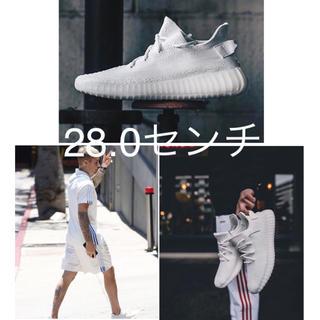 アディダス(adidas)の最YEEZY BOOST 350 V2 TRIPLE WHITE  28.0(スニーカー)