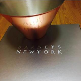 バーニーズニューヨーク(BARNEYS NEW YORK)の新品☆織田幸銅器 銅モスコミュールカップ(食器)