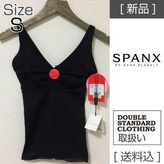 SPANX - 【新品・送料込】SPANX(スパンクス)ワイヤー入り補正キャミソール S 黒