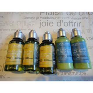 ロクシタン(L'OCCITANE)のロクシタン L'Occitane シャワージェル & ボディローション(ボディローション/ミルク)