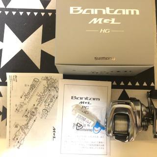 シマノ(SHIMANO)のBantam mgl HG(リール)