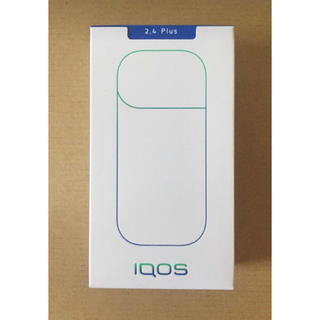 【未使用品】IQOS 2.4 plus ネイビー