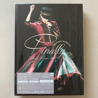 新品 初回盤 ナゴヤドーム DVD5枚組 安室奈美恵 Finally 名古屋(ミュージック)