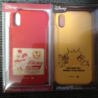 ディズニー(Disney)のiPhone X シリコンケース ディズニー〜ドナルド(iPhoneケース)