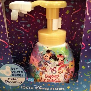 ディズニー(Disney)の再販☆東京ディズニーランド35周年~ハンドソープ~(ボディソープ / 石鹸)