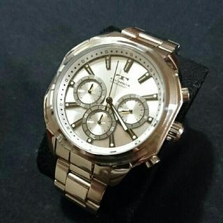 テクノス(TECHNOS)のテクノス クロノグラフ(腕時計(アナログ))