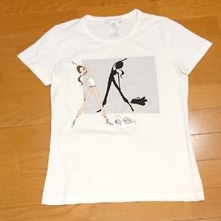 セリーヌ(celine)のセリーヌ 【正規品】中古美品  Tシャツ(Tシャツ(半袖/袖なし))