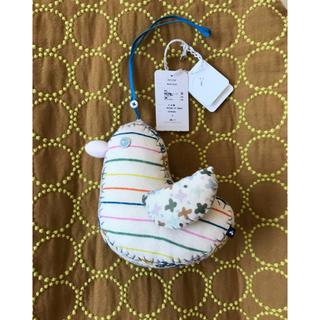 ミナペルホネン(mina perhonen)のミナペルホネン  ベビー 赤ちゃんおもちゃ ガラガラ(がらがら/ラトル)