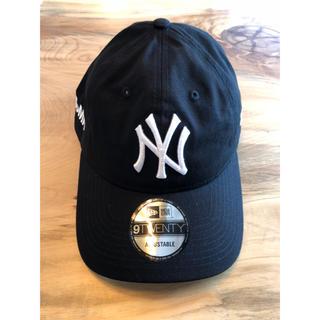 ニューエラー(NEW ERA)の新品 US限定 MOMA x Yankees New Era Cap ブラック(キャップ)