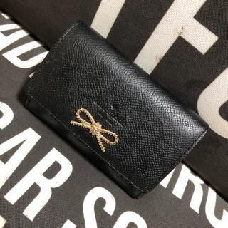 ケイトスペードニューヨーク(kate spade new york)のケイトスペード 極美品 カードケース 財布(財布)