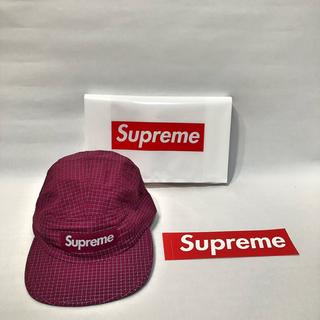 シュプリーム(Supreme)の【新品・未使用】supreme cap キャップ ボックスロゴ 正規品(キャップ)