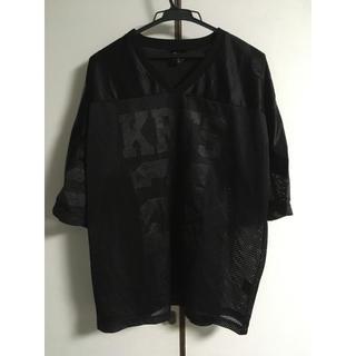 トゥエンティーフォーカラッツ(24karats)の24karats メッシュシャツ(Tシャツ/カットソー(半袖/袖なし))
