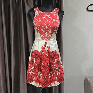 バーニーズニューヨーク(BARNEYS NEW YORK)のtibi dress(ミニドレス)
