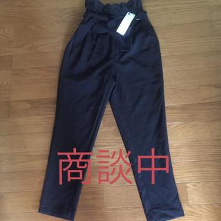 ジーユー(GU)のお値下げ 1980→1080 GUハイウエストパンツ (カジュアルパンツ)