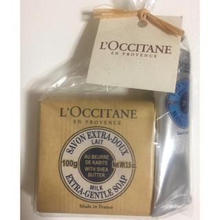 ロクシタン(L'OCCITANE)のロクシタン ハンドクリーム・化粧石けん(ハンドクリーム)
