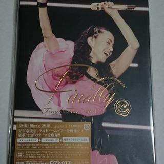 安室奈美恵 Finally 福岡ヤフオク!ドーム ブルーレイ Blu-ray(ミュージック)