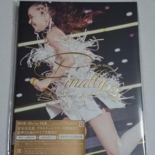 安室奈美恵 Finally 京セラドーム ブルーレイ Blu-ray(ミュージック)