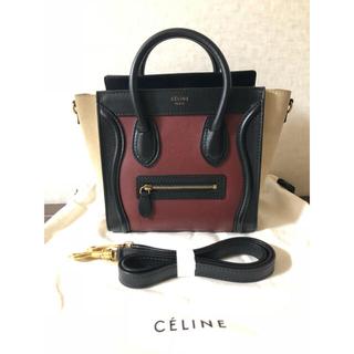 セリーヌ(celine)のceline ラゲージナノ 心斎橋店購入(ショルダーバッグ)