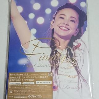 安室奈美恵 Finally 5月東京ドーム ブルーレイ Blu-ray(ミュージック)