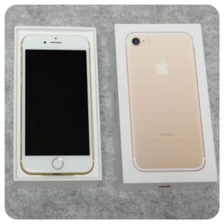 アップル(Apple)のiPhone7 32G Softbank(スマートフォン本体)