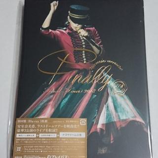 安室奈美恵 Finally ナゴヤドーム ブルーレイ Blu-ray(ミュージック)