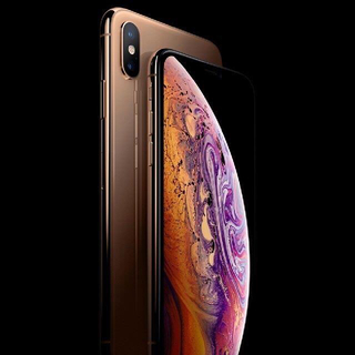 アイフォーン(iPhone)の国内正規SIMフリー版iPhone Xs MAX 64GB ゴールド 新品未開封(スマートフォン本体)