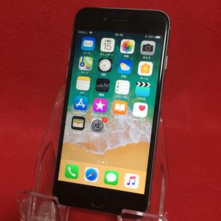 アイフォーン(iPhone)の☆iPhone6 128GB docomo 管311(スマートフォン本体)