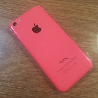 アイフォーン(iPhone)のiphone 5c 16GB Softbank ピンク(スマートフォン本体)
