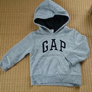 ベビーギャップ(babyGAP)の【90】babyGAP フルパーカー(ジャケット/上着)