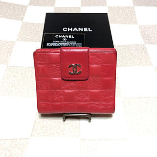 シャネル(CHANEL)のCHANEL  アイコン  おり財布  保管箱 Gカード(財布)