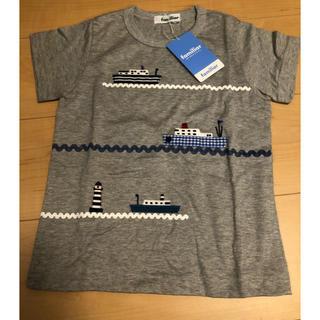 ファミリア(familiar)の今季 110 ファミリア(Tシャツ/カットソー)