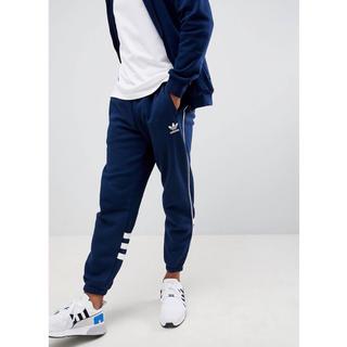 アディダス(adidas)の【Lサイズ】新品タグ付 adidas Authenticジョガーパンツ ネイビー(その他)