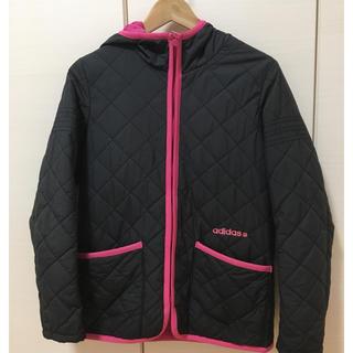 アディダス(adidas)のアディダス キルティング コート キルティングジャケット(ブルゾン)