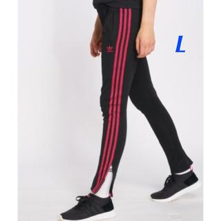 アディダス(adidas)の【レディースL】黒 トラックパンツ  アディダスオリジナルス(その他)