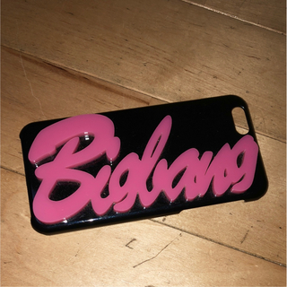 BIGBANG 公式iphoneケース