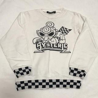ヒステリックミニ(HYSTERIC MINI)のヒスミニ トレーナー(Tシャツ/カットソー)
