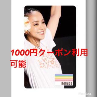 安室奈美恵 finally nanaco カード 新品 セブン 限定 特典