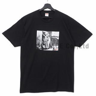 シュプリーム(Supreme)のSupreme Hiding From Indians Tee 黒L(Tシャツ/カットソー(半袖/袖なし))