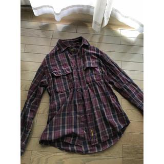 ティンバーランド(Timberland)のティンバーランド ネルシャツ 大きめS(シャツ)