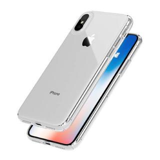 アップル(Apple)のiPhone X 256GB Simフリー シルバー (スマートフォン本体)