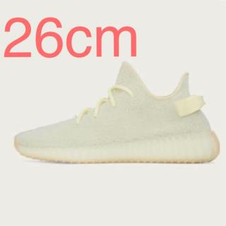 アディダス(adidas)のyeezy boost 350 butter(スニーカー)