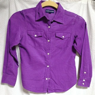 ラルフローレン(Ralph Lauren)の Ralph Lauren コーディロイシャツ(Tシャツ/カットソー)