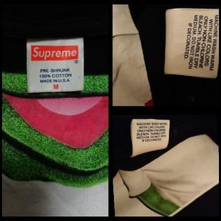シュプリーム(Supreme)のsupreme シュプリーム M(Tシャツ/カットソー(半袖/袖なし))